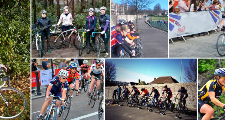 Support and coaching for women's cycling